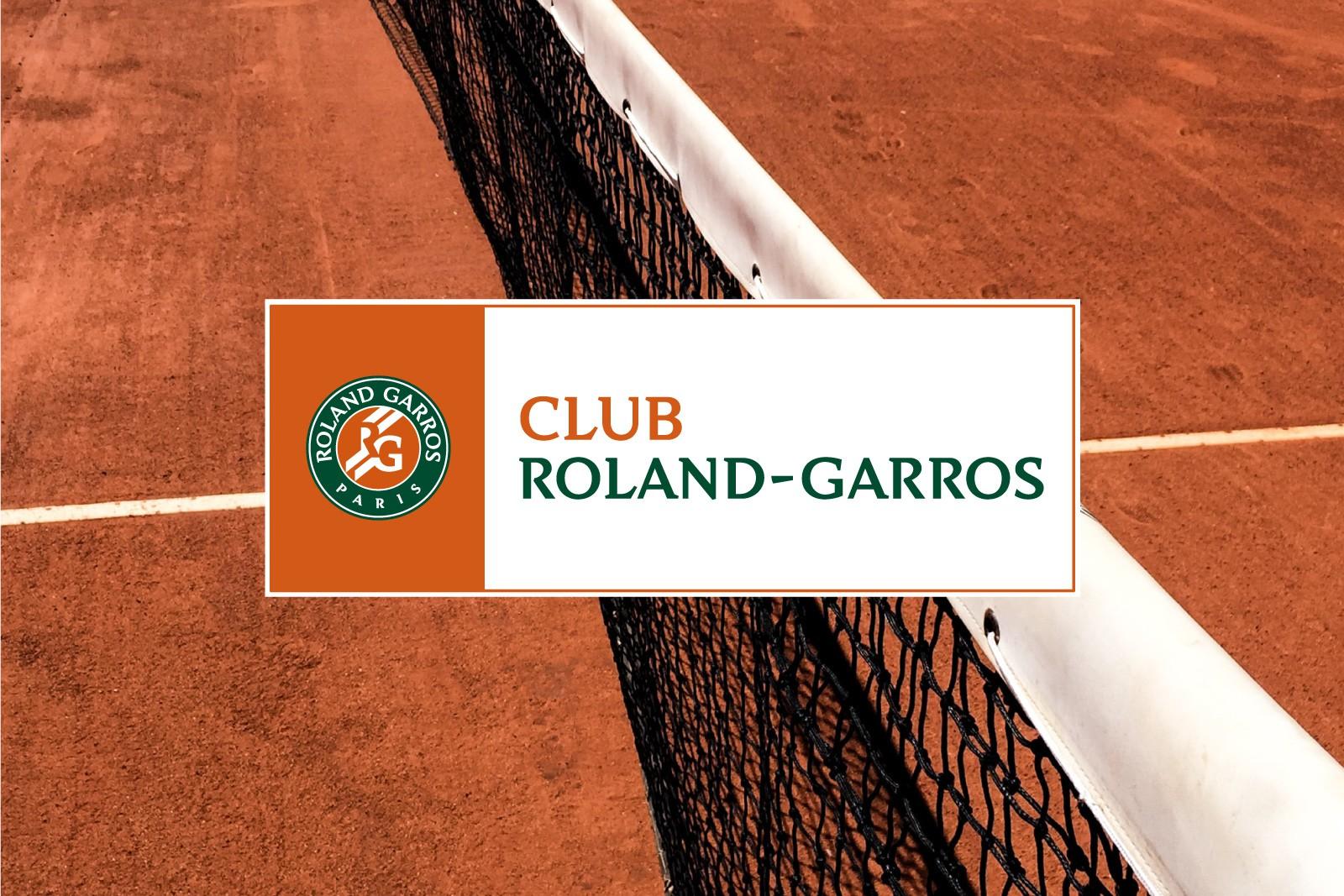 "OBTENTION DU LABEL  ""CLUB ROLAND-GARROS"""